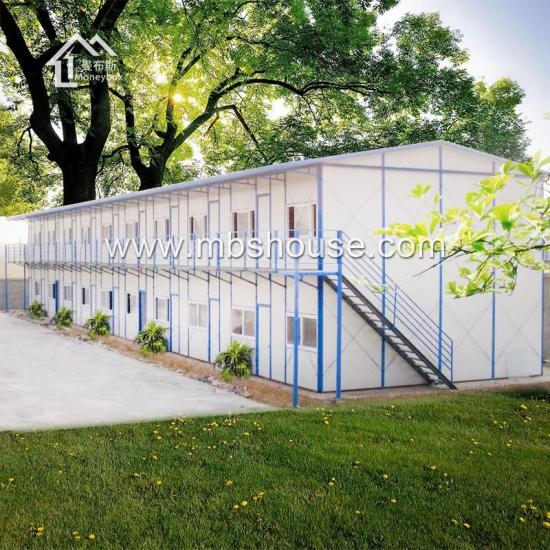 Casa Prefabricada Movil De Los Materiales Reciclables Ampliamente