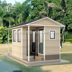 Luxury Prefabricated Portable Toilet